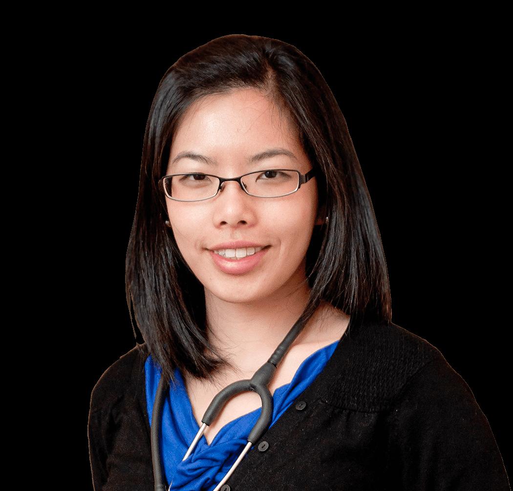 Dr. Michelle Lo, ND, Hon Bkin, CSEP-CPT