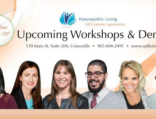 Upcoming Workshops & Demos